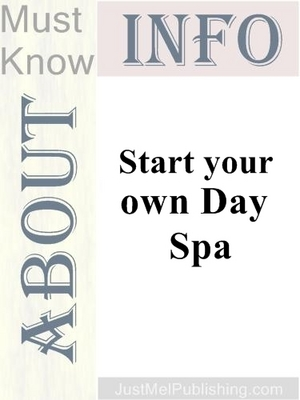 Product picture Start your Own Day Spa