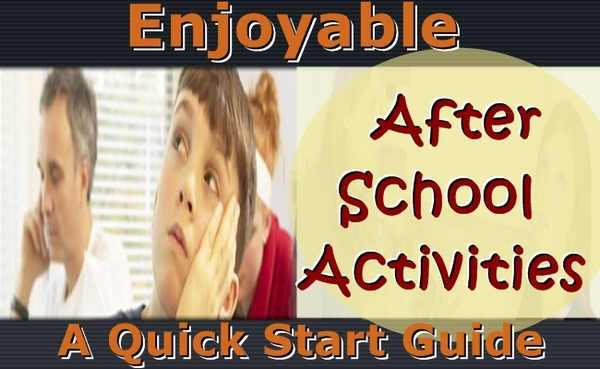 Product picture Enjoyable After School Activities - A Quick Guide