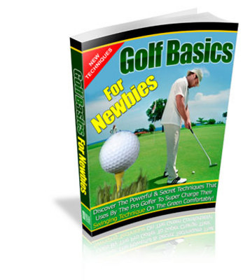 Product picture Golf Basics for Newbies